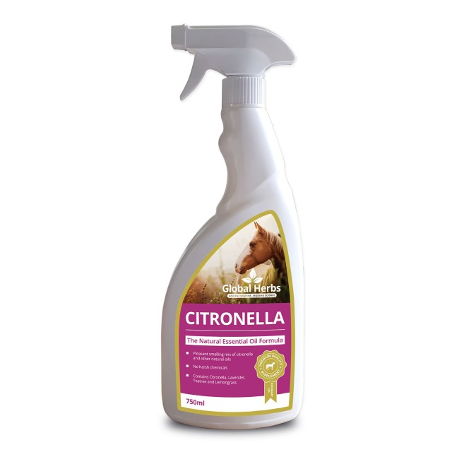 Global Herbs Citronella Spray (500 ml)