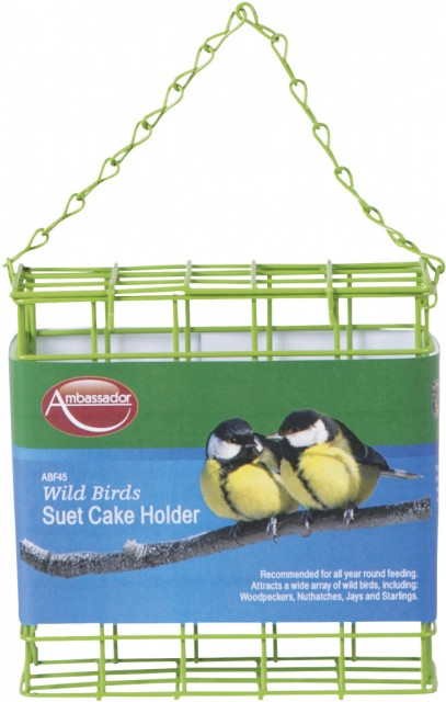 Ambassador Suet Cake Holder