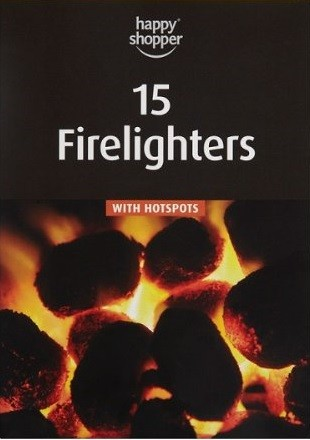 Firelighters with Hotspots (15pk)