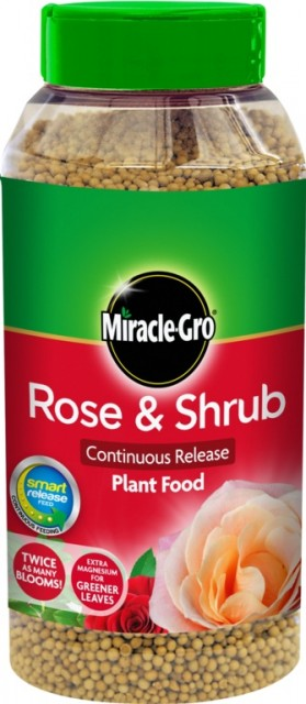 Miracle Gro Rose and Shrub Food (1kg)