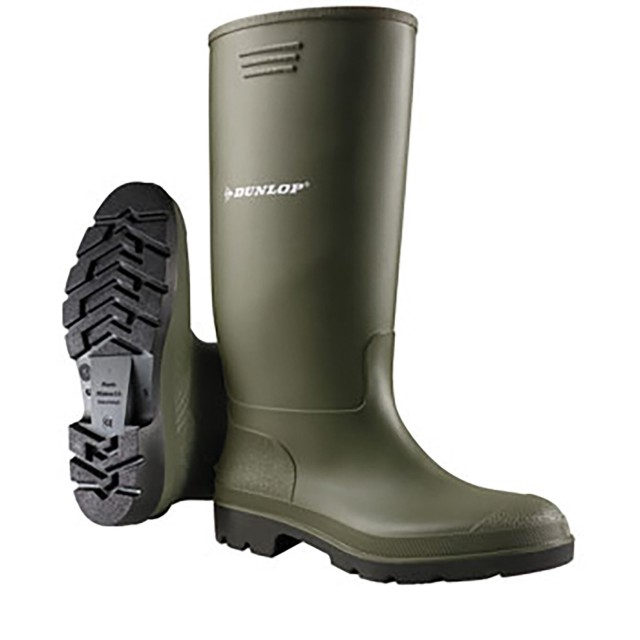 Dunlop Pricemastor Wellies