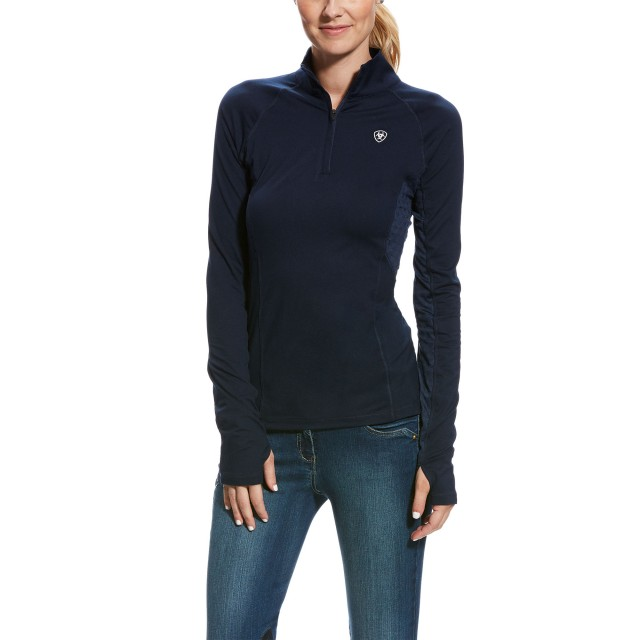 Ariat Women's Lowell 2.0 Base Layer (Navy)