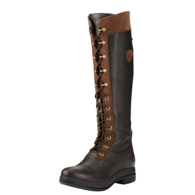 Ariat (Ex-Display) Women's Coniston Pro GTX Insulated Boots (Ebony) (Size 4)