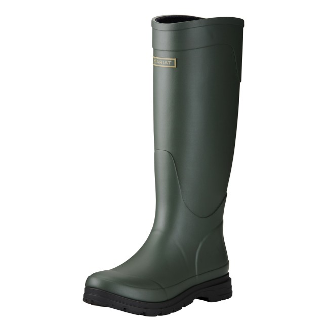 Ariat (Ex-Display) Women's Radcot Wellington Boots (Green) (Size 5)