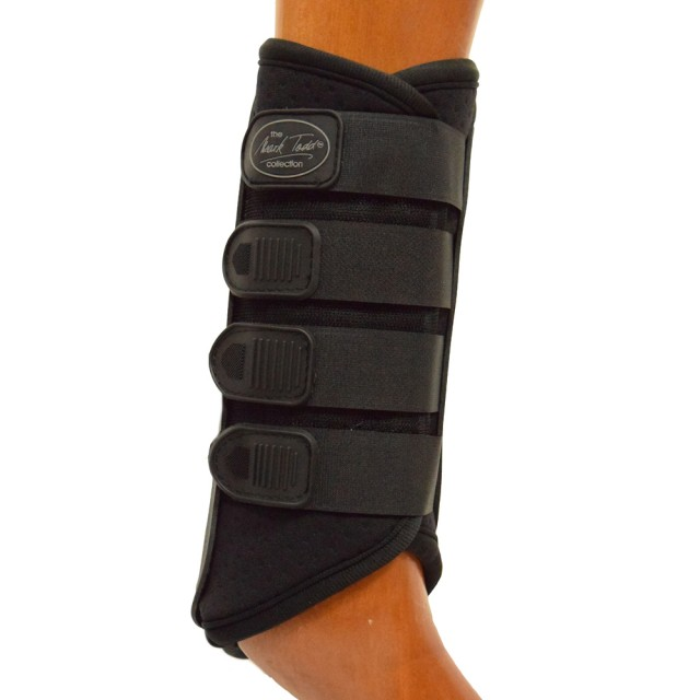 Mark Todd Exercise Boot (Black)