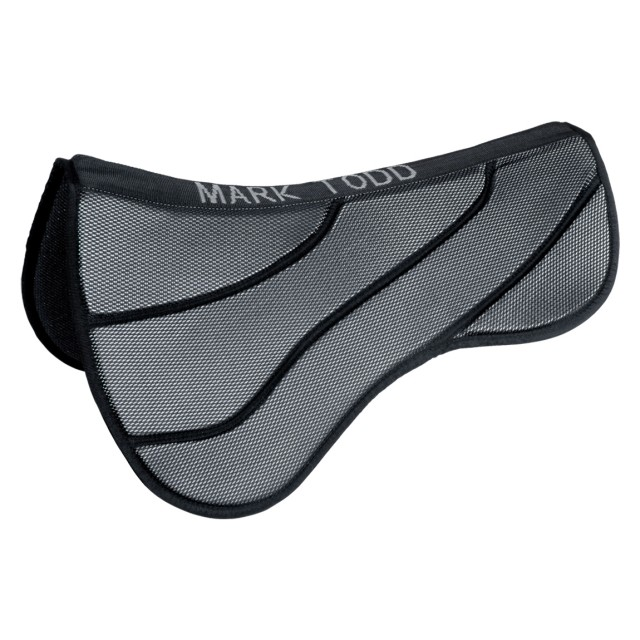 Mark Todd Back Pad (Black)