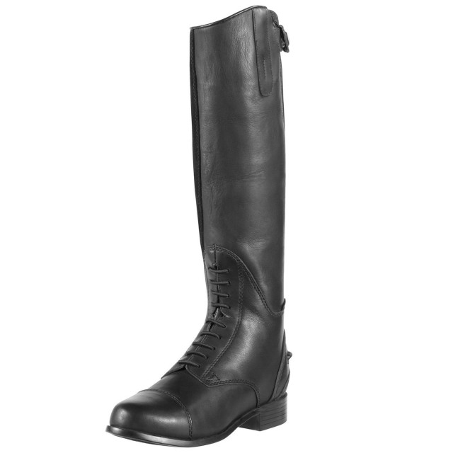 Ariat Kids' Bromont H2O Riding Boots (Black)