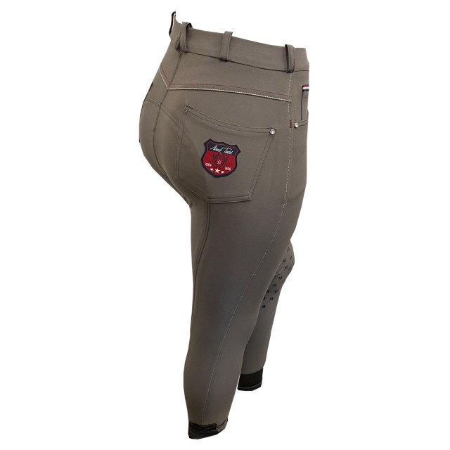 Mark Todd Women's Venus Grip Breeches (Grey)