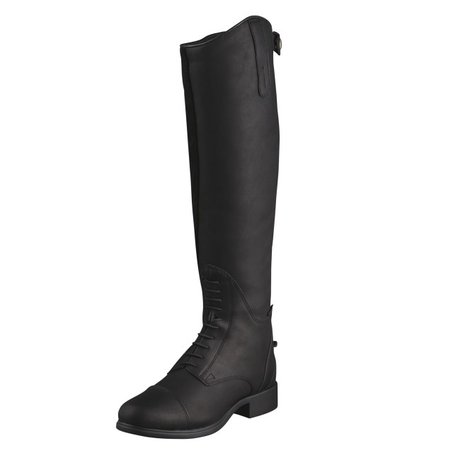 Ariat Women's Bromont Tall H2O Insulated Riding Boots (Oiled Black)