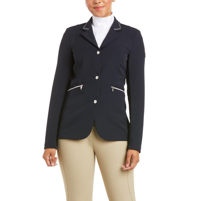 Ariat Women's Galatea Asteri Show Coat (Navy)