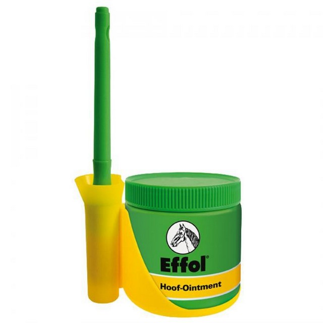 Effol Hoof Ointment Holder & Brush