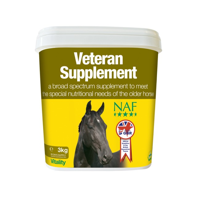 NAF Veteran Supplement
