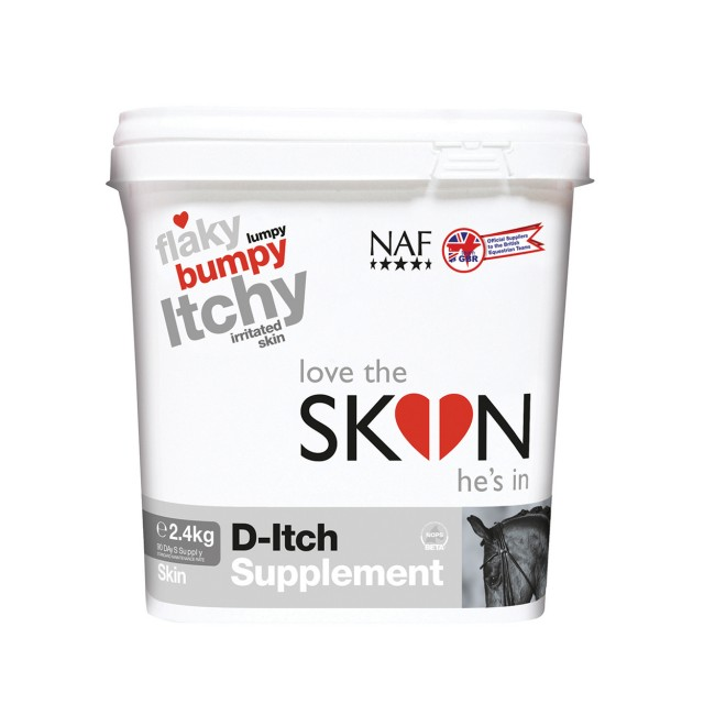 NAF D-Itch Supplement