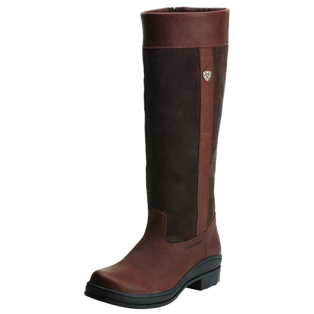 Ariat Women's Windermere H2O Boots (Dark Brown)