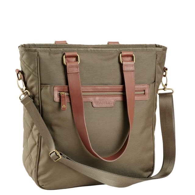 Ariat Core Large Tote Bag (Olive)