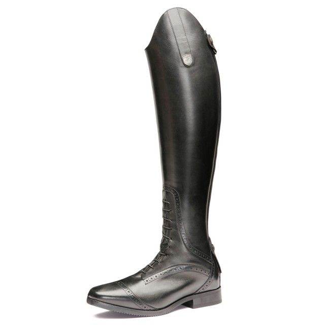 Mountain Horse Ladies Superior Tall Riding Boot (Black)