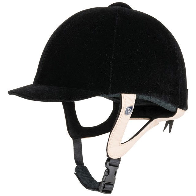 Gatehouse Jeunesse Riding Hat (Black Velvet)