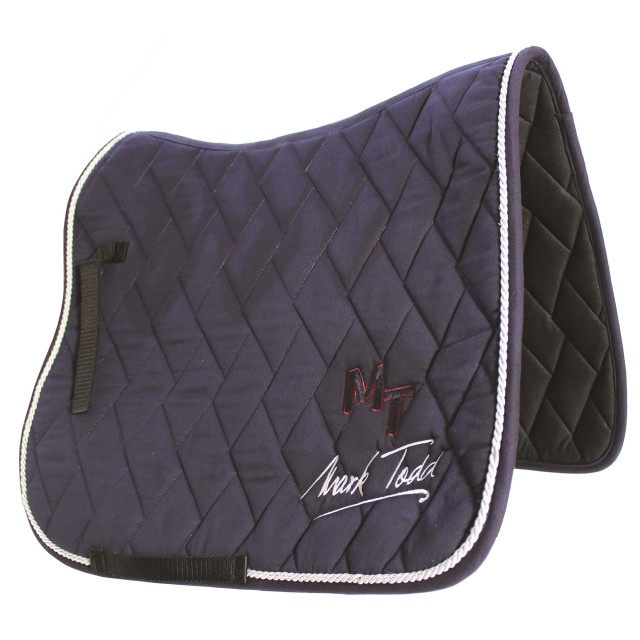 Mark Todd Frederick Saddlepad (Navy)
