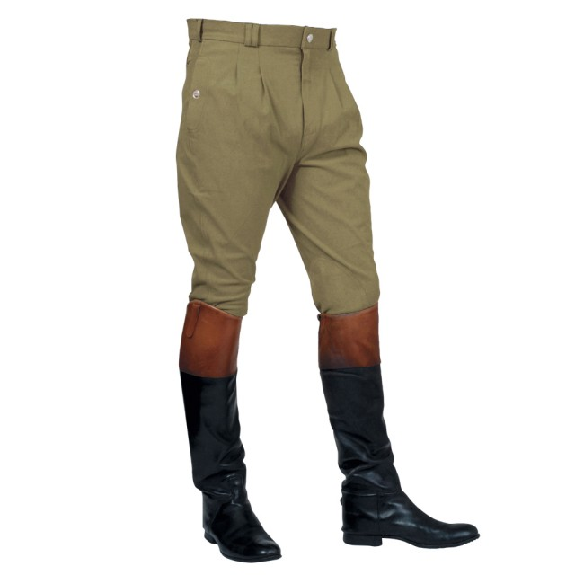 Mark Todd Men's Auckland Breeches (Olive)