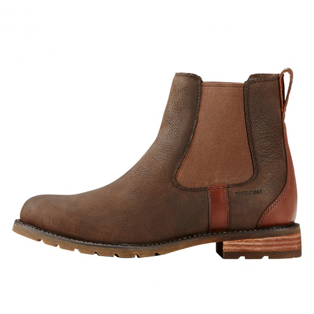 Ariat Women's Wexford H2O Boots (Java Brown)