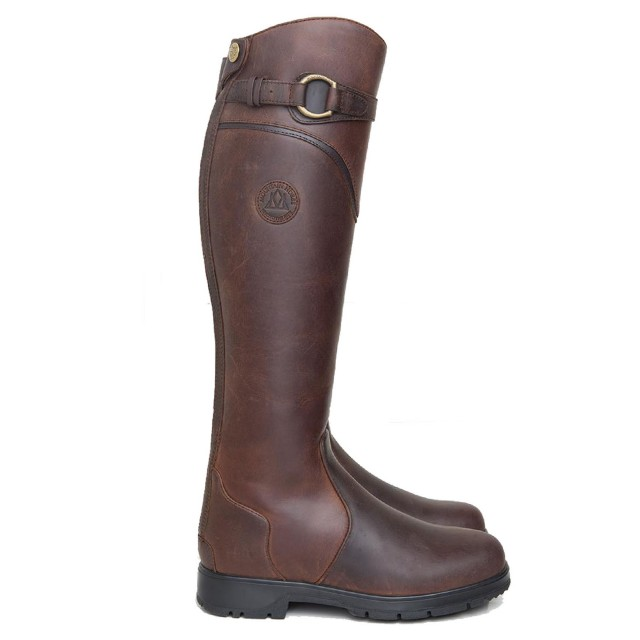 Mountain Horse Spring River High Rider Boots (Brown)