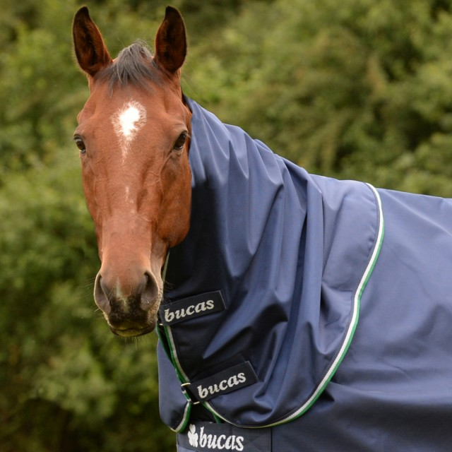 Bucas Smartex Turnout Combi Neck Blue