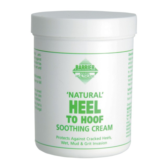 Barrier Heel To Hoof Soothing Cream