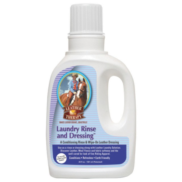 Absorbine Leather Therapy Laundry Rinse & Dressing