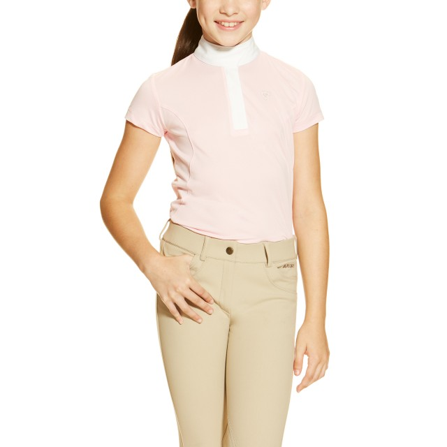 Ariat Girl's Aptos Show Shirt (Blossom)