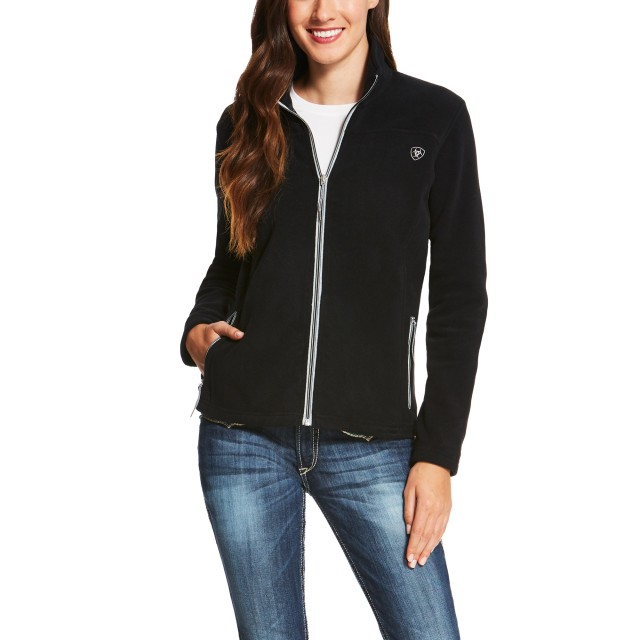 Ariat (Sample) Women's Basis Full Zip (Black)