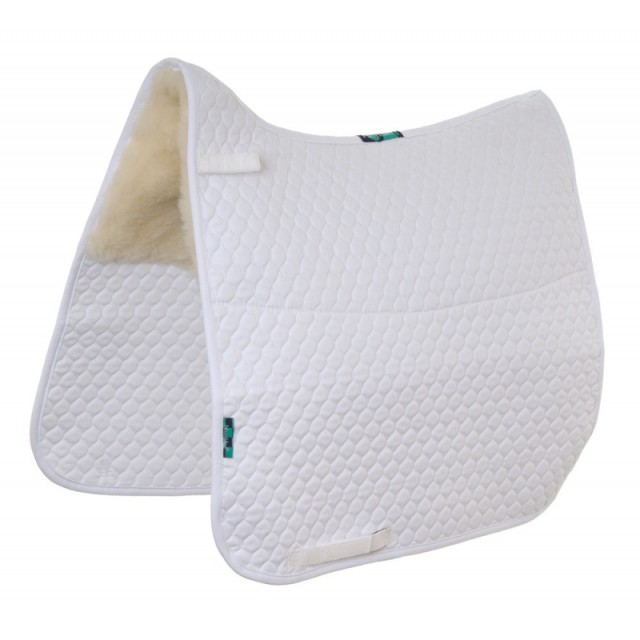Griffin Nuumed HiWither Half Wool Saddlepad (Dressage)