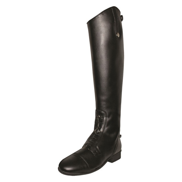 Mark Todd Women S Tall Synthetic Field Boots Black