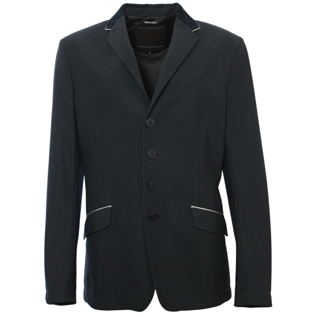 Mark Todd Men's George Competition Jacket (Black)
