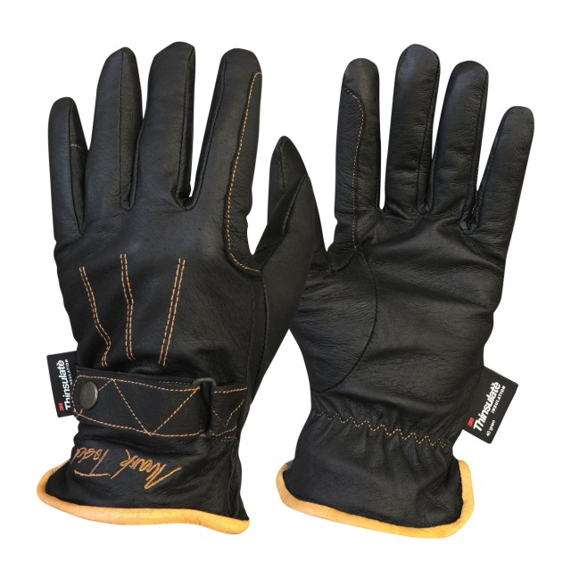 Mark Todd Winter Gloves With Thinsulate (Black)