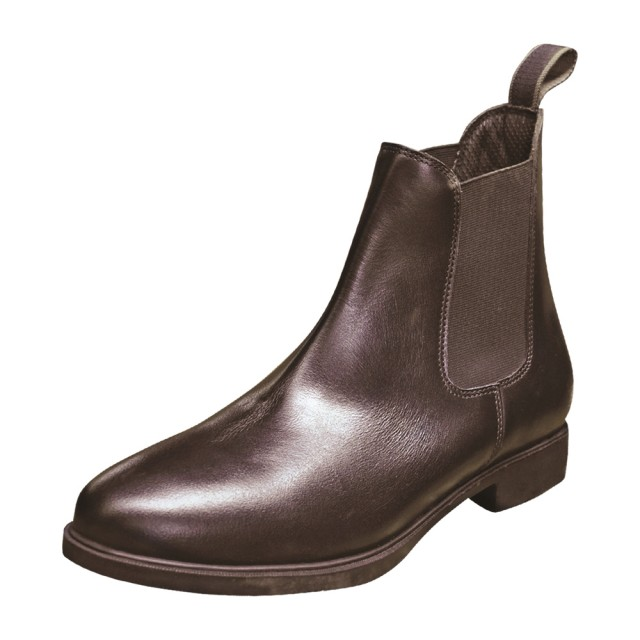 Mark Todd Adults Toddy Jodhpur Boots (Brown)