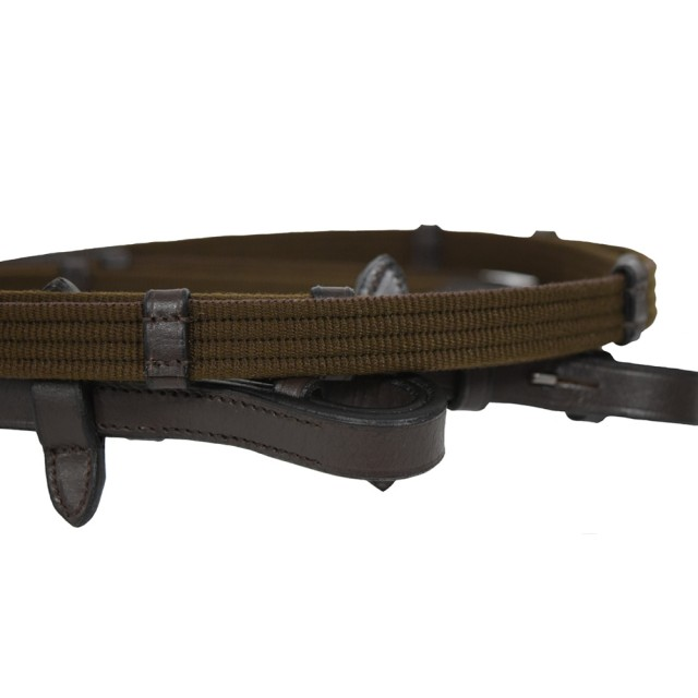 JHL Continental Reins (Brown)