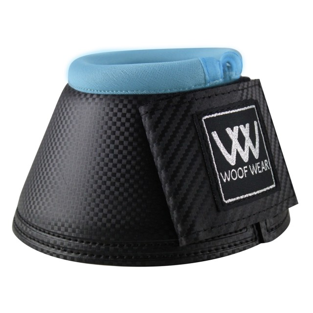 Woof Wear Pro Overreach Boot Colour Fusion (Black/Powder Blue)