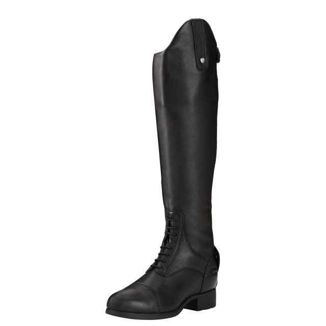 Ariat Women's Bromont Pro Waterproof Insulated Riding Boots (Black)