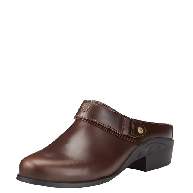 Ariat Women's Sport Mule (Waxed Chocolate)