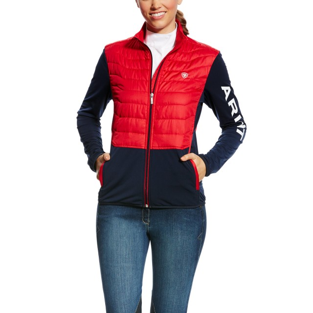 Ariat Women's Capistrano Jacket (Team)