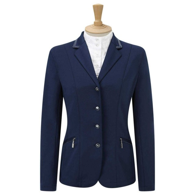 Caldene Women's Cadence Stretch Competition Jacket (Navy)