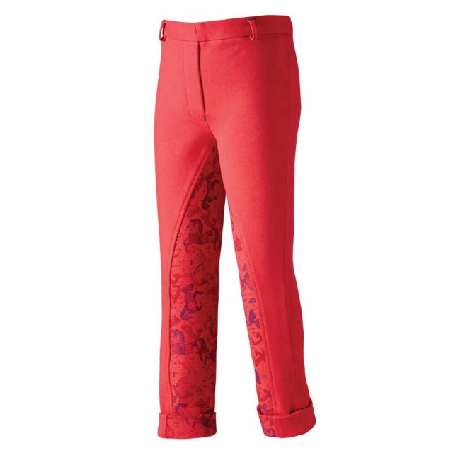 Harry Hall Junior Todwick Jodhpurs (Pink)