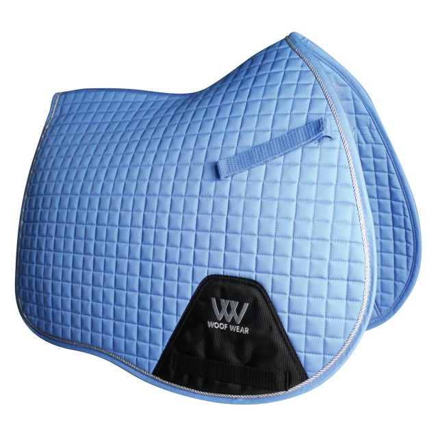 Woof Wear GP Saddle Cloth Colour Fusion (Powder Blue)