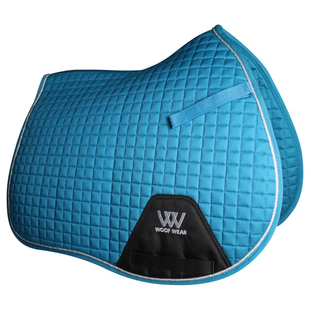 Woof Wear GP Saddle Cloth Colour Fusion (Turquoise)