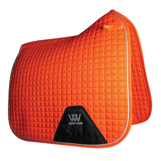 Woof Wear Dressage Saddle Cloth Colour Fusion (Orange)