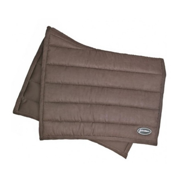 Whitaker Berlin Soft Touch Training Saddle Pad (Chocolate)