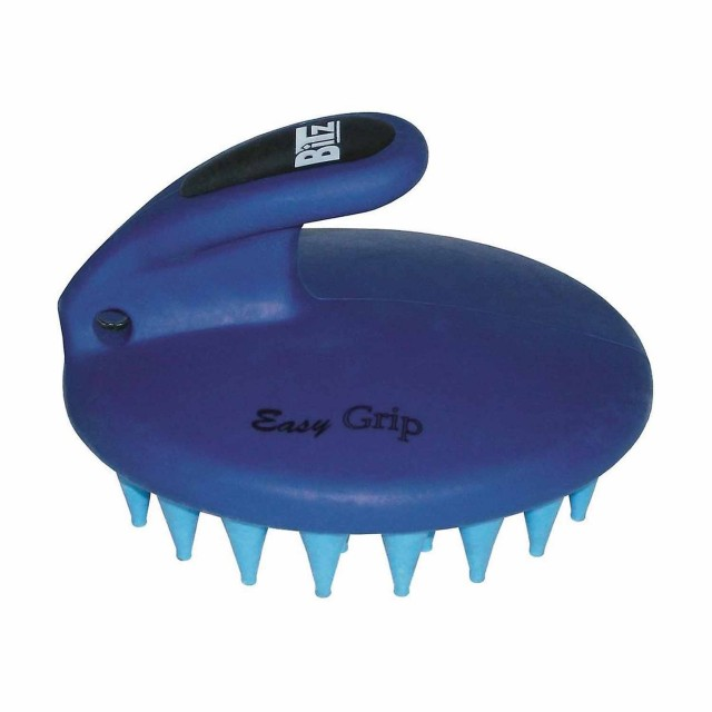 Bitz Palm-Held Coarse Curry Comb