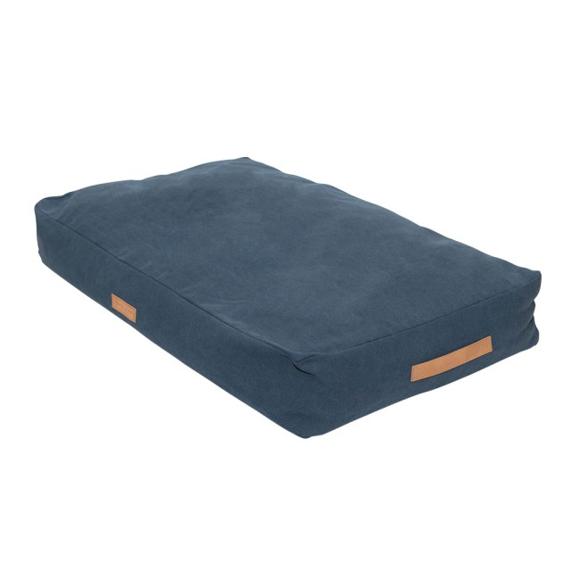 Ralph & Co Stonewashed Fabric Pillow Bed (Kensington Blue)