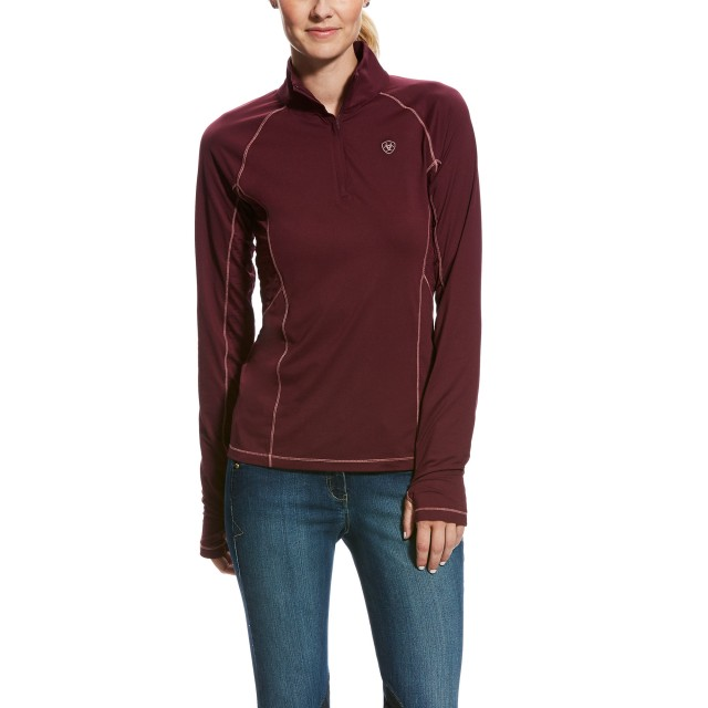 Ariat (Sample) Women's Lowell 2.0 1/4 Zip (Beatroute)