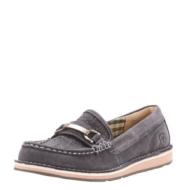 Ariat Women's Ivy Cruiser Shoe (Grey/Wool)